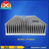 Aluminiumstrangpresßling-Kühlkörper der Luftkühlung durch Fan