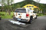 """2 """" Carrier van de Motorfiets van het Aluminium van de Pijp van de Auto de Vierkante"""