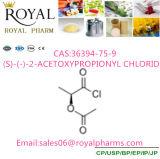 (s) - (-) 2-Acetoxypropionyl Chloride CAS: 36394-75-9 met 99% Gemaakt door Fabrikant