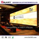 Écran de location polychrome d'intérieur d'Afficheur LED de P2.976 P3.91 P4.81 pour l'usage d'étape