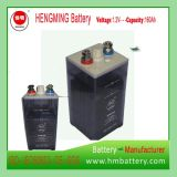 Hengming 1.2V160ah Kpm160 Pocket Typ Nickel-Cadmiumnachladbare Batterie der batterie Kpm Serien-(Ni-CD Batterie)