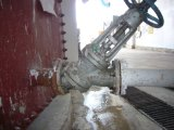 Y de Klep van de Bol van het Type voor de Controle van de Dunne modder