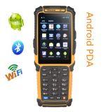 RFIDの読取装置のTS901が付いている移動式ポータブル3G WiFi PDAのデータ収集装置