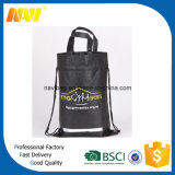 Новый мешок Backpack Drawstring материала 80GSM Non сплетенный