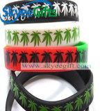 Heiße verkaufende fördernde Geschenk-bunte preiswerte SilikonWristbands