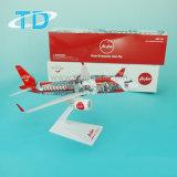 Airbus-A320neo 26cm einfaches erfinderisches flaches Modell Luft-Asien-(Thailand)