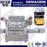Calor do frasco do mel de Sffk-4 4-Head - máquina da selagem