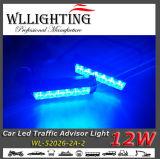 Conselheiro Emergency do tráfego de carro do diodo emissor de luz do poder superior 12