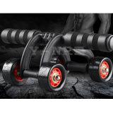 Crossfitの体操の適性装置Abのローラーの腹部の練習の車輪