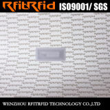 étiquettes anti-vol de l'IDENTIFICATION RF 13.56MHz inaltérable réinscriptible