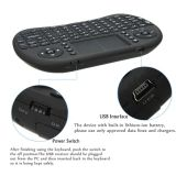 I8 ratón de la mosca para la TV Box Mini teclado inalámbrico Air Mouse