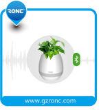 Intelligenter Noten-MusikFlowerpot mit Bluetooth Lautsprecher und LED-Licht