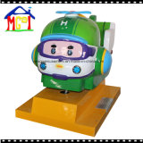 Automobile elettrica del giocattolo dell'oscillazione di Doraemon di giro del Kiddie del parco di divertimenti