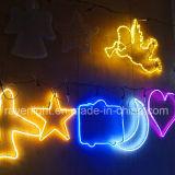 WeihnachtenDecorationled Neonseil beleuchtet Fenster-Dekoration