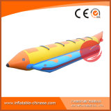 De Opblaasbare Boot die van uitstekende kwaliteit van de Vlieg van Vissen op Overzees drijven (T12-410)