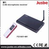 Drahtloser Empfänger der PROaudios-M1 des Mikrofon-2.4G für Klassenzimmer