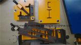 De Arbeider van het ijzer voor het Ponsen en het Knipsel van het Staal van het Profiel (Q35Y-40)