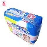 El bebé adulto 100% del bloqueo del algodón respetuoso del medio ambiente de la humedad tiene gusto de los pañales