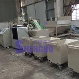 Eisen-Platten-horizontale Brikettieren-Maschine (CER)