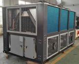 sistema más desapasible refrescado aire industrial del refrigerador de agua 150HP