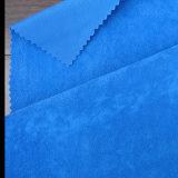 Крапчатый бархатной ткани (CHUANG Синь. S10)