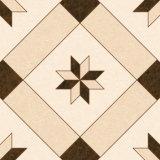 Azulejo de suelo multi de cerámica Polished del color del azulejo de suelo