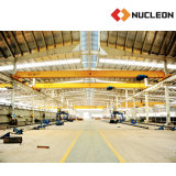 핵자 유럽 기준 단 하나 대들보 천장 기중기 7.5 톤
