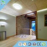 耐火性のガラス繊維の音響パネルの天井のボードの壁パネル