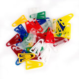 [Sinfoo]実用的なプラスチック服装の服のパッキングクリップ(CD020-8)