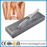 O peito dos realçadores do peito da ampliação do peito amplia a injeção cutânea ácida do enchimento de Hyaluronate