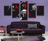 HDはDarthの大ハンマーのスターウォーズの絵画キャンバスの版画室の装飾プリントポスター映像のキャンバスMc086を印刷した