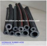 Flexible hydraulische GummiHochtemperaturschlauch-Baugruppe
