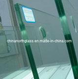 CE Norma capas dobles o triples capas de PVB de vidrio laminado