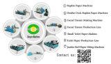 Automatische Pocket Seidenpapier-maschinelle Herstellung-Zeile Preis