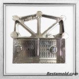 Cnc-Bauteil-Metall, das Teil-Metalteile stempelt