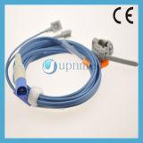 Датчик силиконовой резины SpO2 Philips M1191al/M1191bl взрослый, 8pin, 3m
