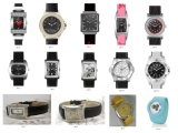 El cuarzo de los relojes de manera mira los relojes de la joyería de los relojes de señora de los relojes