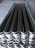 Acero inoxidable ASME SA213 de los tubos de la curva en U