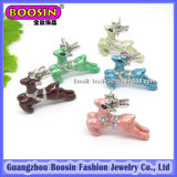 Jewelry #B210를 위한 중국 Factory Wholesale Elegant Alloy Cat Animal Charm
