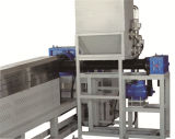 Extrudeuse en granulés et machine à recycler
