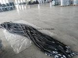 Boyau en caoutchouc hydraulique élevé R15 de pression d'utilisation de Zmte