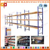 Estante multi del almacenaje de la estantería del almacén de las capas del metal de poca potencia (Zhr141)