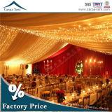 De elegante Vierkante Tent van de Markttent van de Partij van 200 Persoon van de Buis Unieke Luxueuze