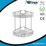 Cestino della cucina dell'acciaio inossidabile 304 doppio (AB7107)