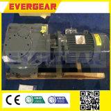 Caixa de engrenagens do Helicoidal-Chanfro da série de K para elevadores da série de Bdp