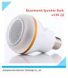 Ios van RGBW Bluetooth Speaker Music Play Bulb en de Afstandsbediening Smart LED Light van Android APP