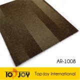 El Nylon6 de superficie plana de respaldo de PVC suelos de moqueta