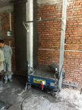 Macchina automatica dell'intonaco del miscelatore di cemento della parete della costruzione
