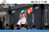Schermo di visualizzazione esterno del LED P6 di alta luminosità video