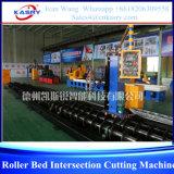 Máquina que bisela del diámetro del tubo del corte grande del CNC